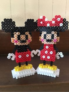 Bügelperlen Midi HAMA Minnie Mouse 7955