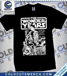 "The Wonder Years ""Past Self"" Shirt Past, Self, Mens Tops, Printed, Shirts, Random, Closet, Past Tense, Armoire"