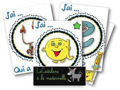 J'ai ... Qui a ... ? - Alphas voyelles (LaCatalane) Grade 1 Reading, Photo Album Scrapbooking, Teaching French, Kindergarten, Homeschool, Coding, Symbols, Letters, Activities
