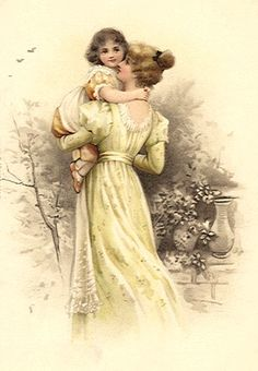 Vintage Mothers Day!
