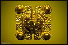 Museo del Oro, Bogota, Colombia. |