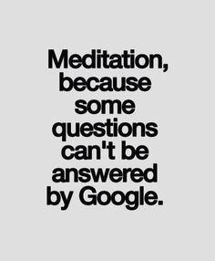 Meditation | Purely Inspiration