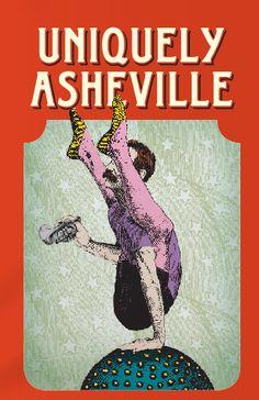 Uniquely Asheville