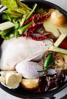 Spicy Chicken Stock recipe: Cold-busting superhero recipe, right here.