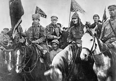 The great Konarmiya of Russian Civil War and Polish-Soviet War renown, 1920 Russian Revolution 1917, World Conflicts, Army Soldier, Red Army, Historical Photos, World War, Military, Eastern Europe, War Horses