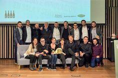 El cartel de ponentes y organización. Congreso Host 16. Basque Culinary Center. San Sebastián.
