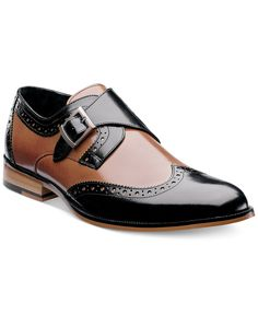 8446765934f Stacy Adams Stratford Monk Strap Loafers   Reviews - All Men s Shoes - Men  - Macy s