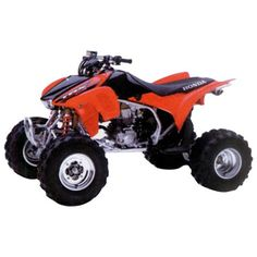1/12 Yamaha Raptor 660K 2005 ATV - Listing price: $9.99 Now: $7.45