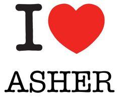 I Heart Asher #love #heart