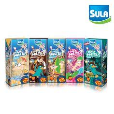 ¡Sabor es diversión! Llenas de aventura sabor y nutrición que tanto les gusta a los pequeños de la casa ¿Cuántos ya comenzaron su día con las mateadas de Sulita?