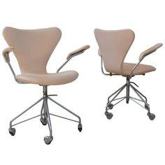 Bilderesultat for fritz hansen 7 stol office