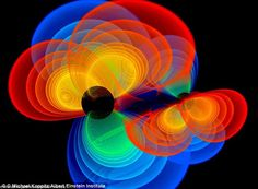 Caltech researchers spot ripples in 'space-time' for second time   Daily Mail Online
