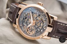 Armin Strom Skeleton Pure collection