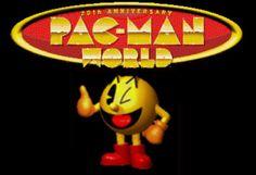pac man world logo | Pacman World [PC]