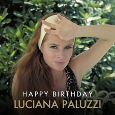 """James Bond on Twitter: """"Happy Birthday to Luciana Paluzzi who played Fiona Volpe in THUNDERBALL.… """""""