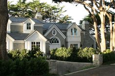 Lilyfield Life: Beautiful homes in Carmel, California