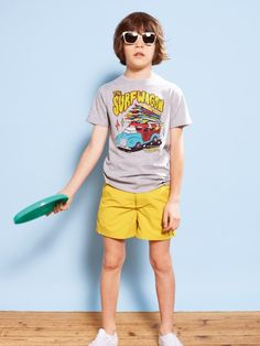 My favourite kids label Finger in the Nose collaborates with hot wheels... rad tee shirts!