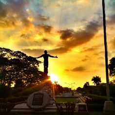 University of the Philippines in Quezon City, Quezon City Dream School, Quezon City, Alma Mater, My Heritage, Beautiful Sunset, Manila, Cant Wait, Sunsets, Philippines