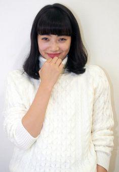 Cute Girl Names, Komatsu Nana, Japanese Models, Blue Sandals, Fashion Beauty, Drama, Turtle Neck, Kawaii, Actresses