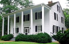 Archibald Smith Plantation in Roswell, Georgia