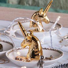 Fancy - Unicorn Jewelery Dish