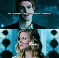 Riverdale CW (Archie and Betty) Riverdale Quotes, Bughead Riverdale, Riverdale Funny, Riverdale Betty, Riverdale Archie And Betty, Riverdale Jason, Riverdale Netflix, Betty Cooper, Alice Cooper