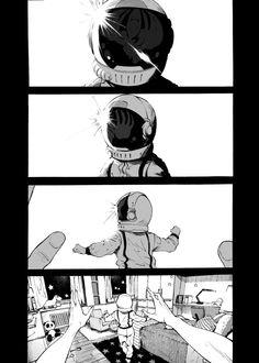 Homesick Alien by Ichirou   SILENT MANGA AUDITION