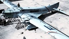 French airliner Couzinet 71