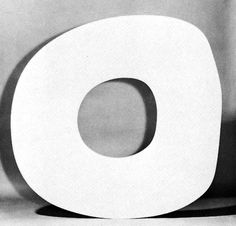 Ellsworth Kelly, White Ring, 1963