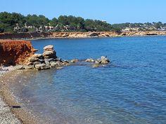 Coastal walk from Santa Eulalia to Es Cana