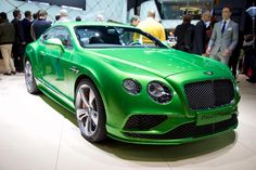 2015 Bentley Continental GT Speed (Geneva International Motor Show 2015) #Geneva_2015 #Bentley #Bentley_Continental_GT_Speed