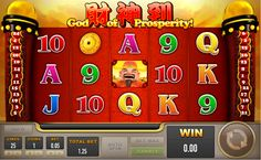 Play God of Prosperity online slot game and win big payout now. Learn about the tips and tricks to win more bets from this online slot game today.