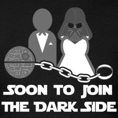 Soon To Join The Dark Side T-Shirt | MPpredesigned | ID: 9970164