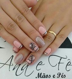 Glam Nails, Classy Nails, Nude Nails, White Nails, Beauty Nails, Manicure 2017, Nail Manicure, Wonder Nails, Coffin Nails Ombre