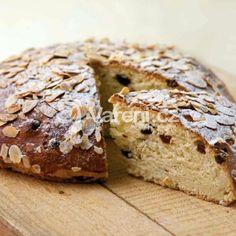 Vypečený velikonoční mazanec recept - Vareni.cz Food Inspiration, Ham, Banana Bread, Hams