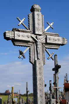 Lithuania Cross