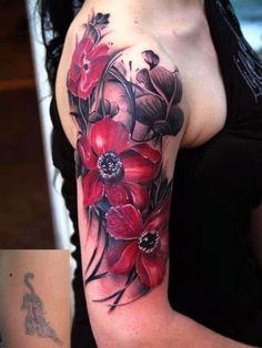 Tattoo-Cover-Up-Ideen für Frauen