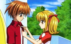 Kaïto et Lucia Kaito, All The Princesses, Anime Mermaid, Mermaid Melody, Best Love Stories, Cute Anime Couples, Anime Shows, Anime Love, Pitch