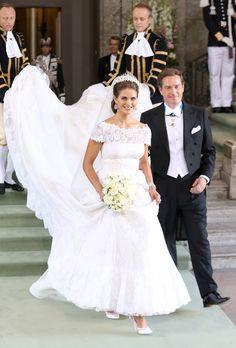 Swedish Royal Wedding: See All The Regal Glitz! (PHOTOS)