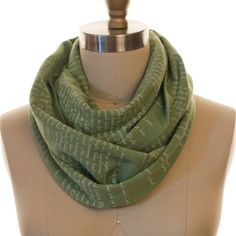 Anne of Green Gables Book Scarf - Literary Scarf | Storiarts