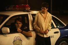 Bill Hader and Christopher Mintz-Plasse in Superbad Mclovin Superbad, Best Teen Movies, Good Movies, Estilo Cholo, Movie Poster Art, Great Films, Moving Pictures, Twitter Headers, Tv Shows