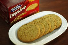 McVities Digestive | From Sweet to Savory Recipes