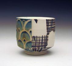 HP Bloomer, Yunomi, Porcelain, 2014 www.hpbloomer.com
