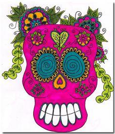 Colored... | by Jamie Locke Art