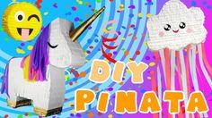 DIY - EASY PINATA
