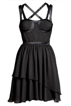 Cute dress. I honestly love it...except for the waistband. It looks ridiculous and unflattering, cuz it does not make you look skinny; just bulky