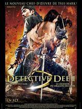 Détective Dee II: La Légende du Dragon des Mers Télécharger Film Gratuit