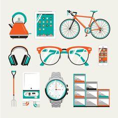 B1-C2 ¿Qué objetos son imprescindibles para vuestro día a día? ¿Por qué? Digital art selected for the Daily Inspiration #1465