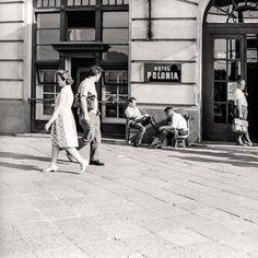 Warszawa w latach 60.