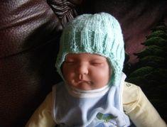 TUTO du bonnet péruvien naissance Winter Hats, Crochet, Bravo, Bb, Layette, Baby Bunnies, Small Boy, Birth, Wool